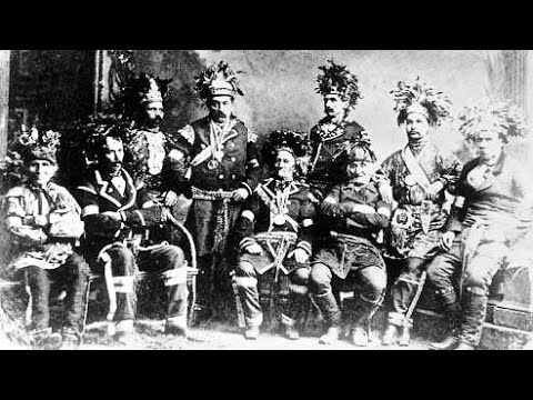 The Wyandotte/Wyandot People: Wendat-Huron Confederacy