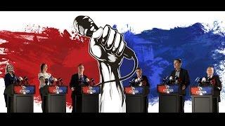 VALG BATTLE III: Helle Thorning-Schmidt vs. Lars Løkke Rasmussen