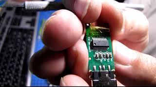 Как восстановить флешку на MW8289E
