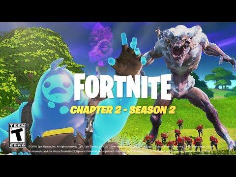 Chapter 2 | SEASON 2 Trailer - Fortnite