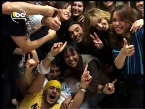 Sara in Yawmiyat star academy 8 Ep:1 part 1