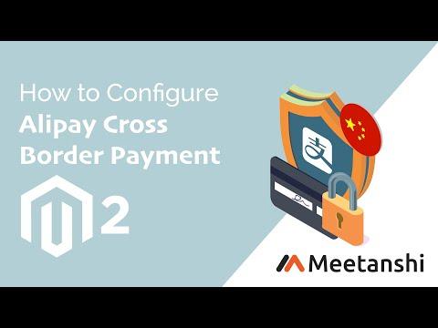 Magento 2 Alipay Cross Border Payment by Meetanshi