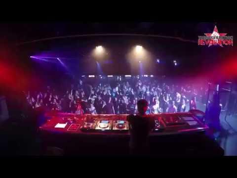 DJ Lilson live at ECO festival – Techsturbation Revolution, Cvetlicarna, Slovenia (01.04.2017)