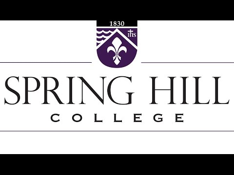 Spring Hill College Commencement 1995