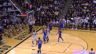 MBB vs Kansas Highlights