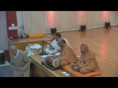 Sunday Sabha Swaminarayan Temple,  Wheeling, IL 01/15/2017