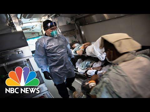 Coronavirus: U.S. Saw Its Deadliest 24 Hours Last Week | NBC Nightly News