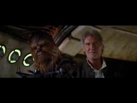 Star Wars: The Force Awakens Anime Opening (ORIGINAL)