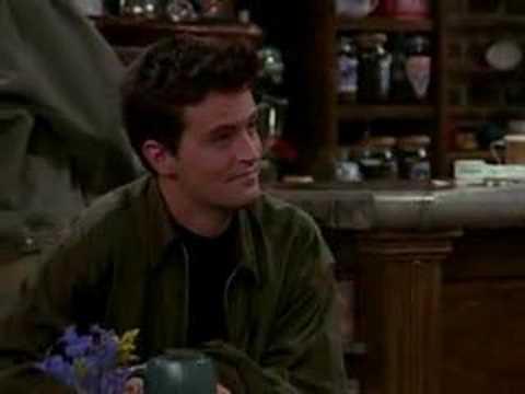 Chandler Bing through the seasons