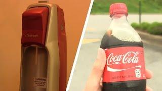 Sodastream Vs. Coke