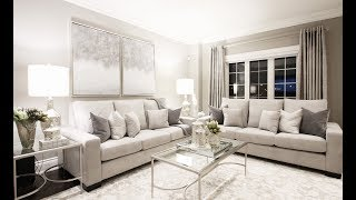 Living Room Makeover / Reveal - Kimmberly Capone Interior Design