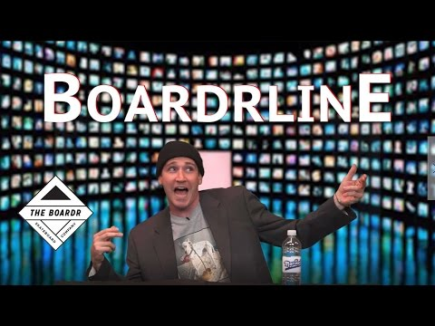 Tim O'Connor New Weekly : Boardrline