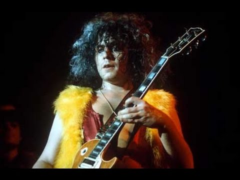 THE DEATH OF MARC BOLAN