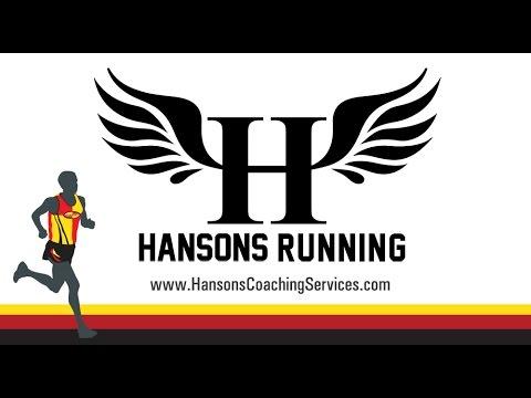 Hanson's Marathon Method: Advanced program intro