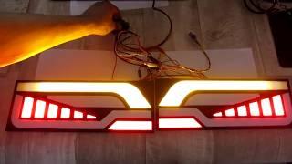 LED модули для тюнинга задних фар ВАЗ 2109-2114