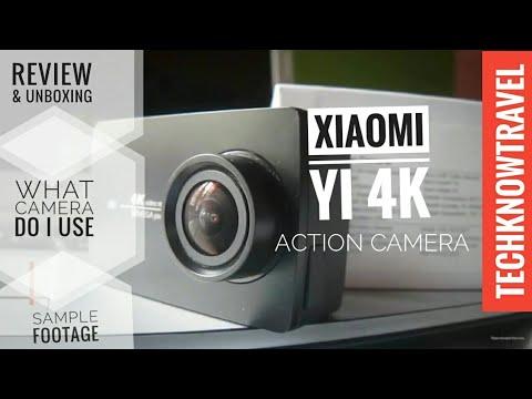 Best Action Camera India -Yi 4k Action camera