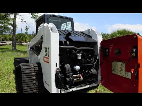 2004 Bobcat T250 track loader/ skid steer for sale
