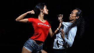 Gambar cover Tips Greget Lawan Penjahat   PUTRI Zairah vs YAYAN Ruhian (Mad Dog)