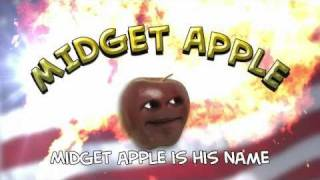 Annoying Orange: Midget Apple Theme Song