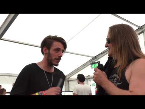 Exodus Interview Download Festival 2017