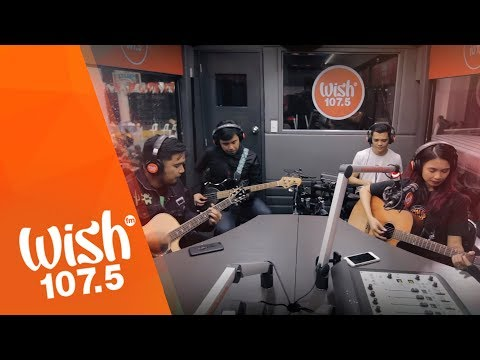 Moonstar88 performs Ligaw  on Wish 1075 Bus