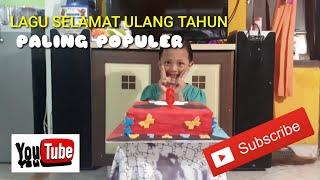 Download LAGU SELAMAT ULANG TAHUN ANAK ANAK