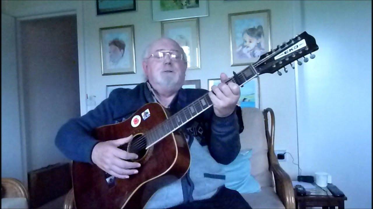 12 String Guitar The Maple Leaf Forever Including Lyrics And