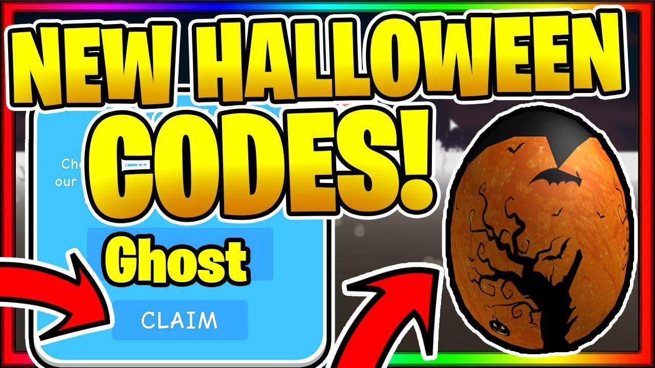 All New Secret Op Working Codes Roblox Egg Simulator Halloween Event Update Youtube