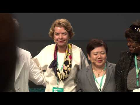 #IWGHelsinki Plenary Session: Reflections on 20 years of the Brighton Declaration on Women and Sport