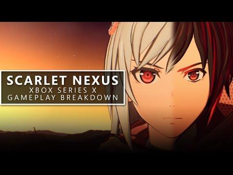 SCARLET NEXUS – Xbox Games Showcase