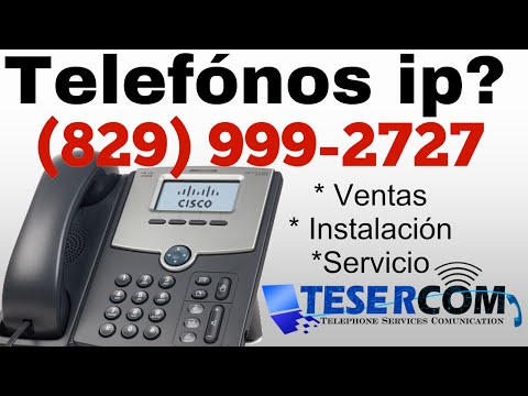 VOIP Phones in Dominican Republic