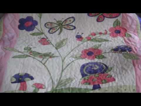 Butterfly Lap Quilt Pattern Simple Quilting Patterns Beginner Youtube