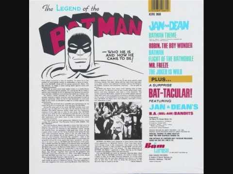 jan and dean meet batman record vinyl