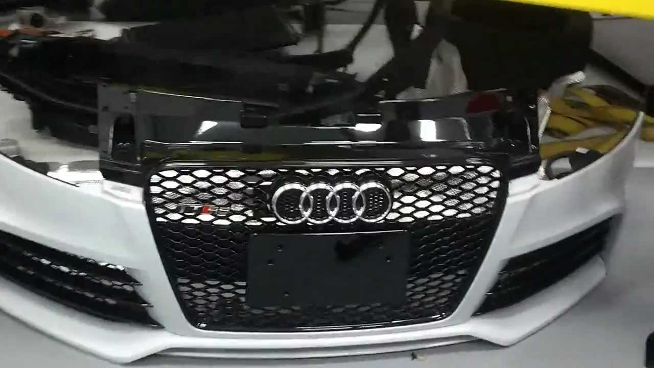 Exclusive !! Audi TT RS , Golf R engine swap  Worlds first!!