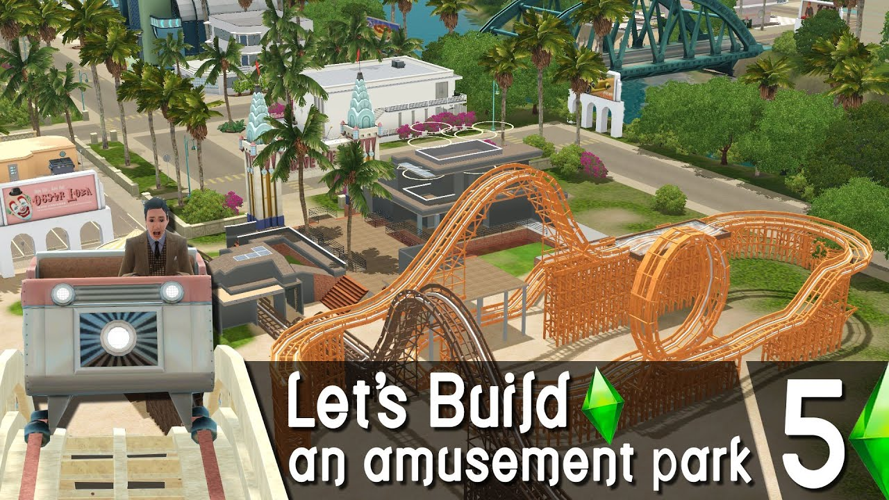 The Sims  Build Theme