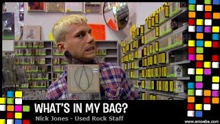 Nick Jones - What's In My Bag?