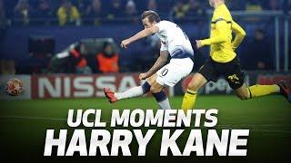 HARRY KANES BEST 201819 UEFA CHAMPIONS LEAGUE MOMENTS