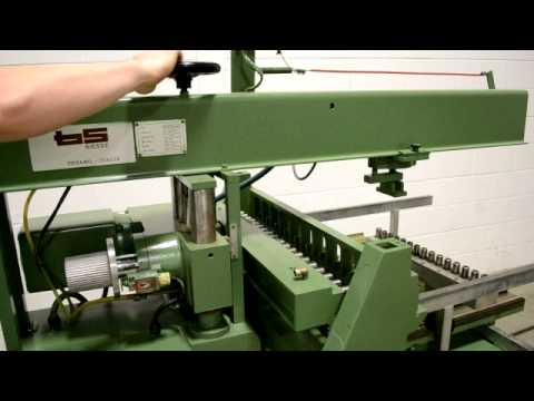 Biesse FORECON-50 Horizontal & Vertical Boring Machine