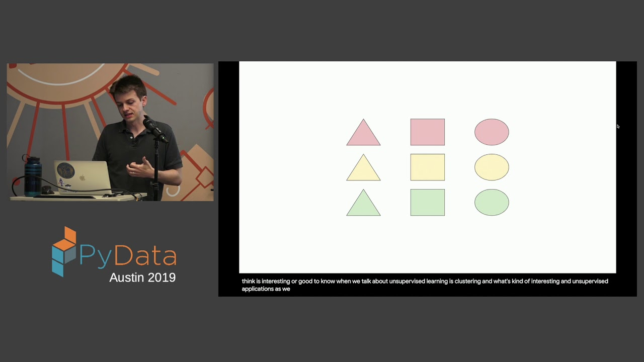 Image from Samuel Taylor: Machine Learning Crash Course | PyData Austin 2019