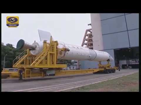 The launch of GSLV -F05/INSAT –3DR Mission - LIVE