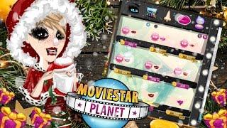 MovieStarPlanet: ❄ Nowe usta w Klinice Piękna & Rozdaję Prezenty! ❄ I Kawaii MSP I