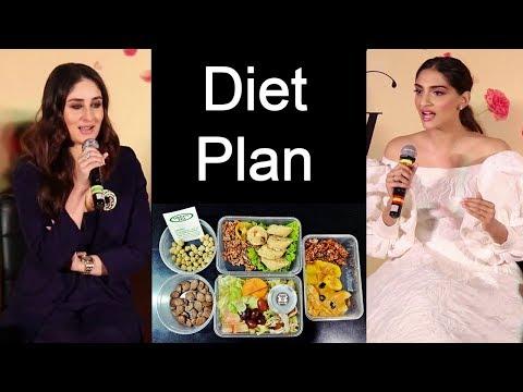Kareena Kapoor Khan And Sonam Kapoor Reveal Their Diet Plan Mp3