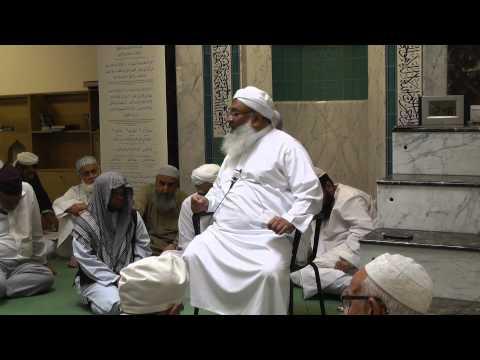 Jumu'ah tul Widah 2013 - Maulana Munawar Surti