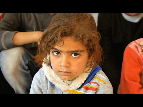 Iraq's lost children: Victims of post-traumatic stress