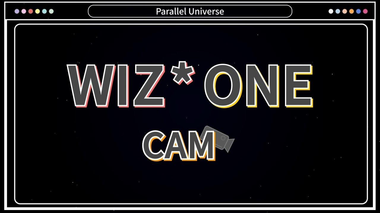 위즈원 캠(WIZ*ONE CAM) EP.0