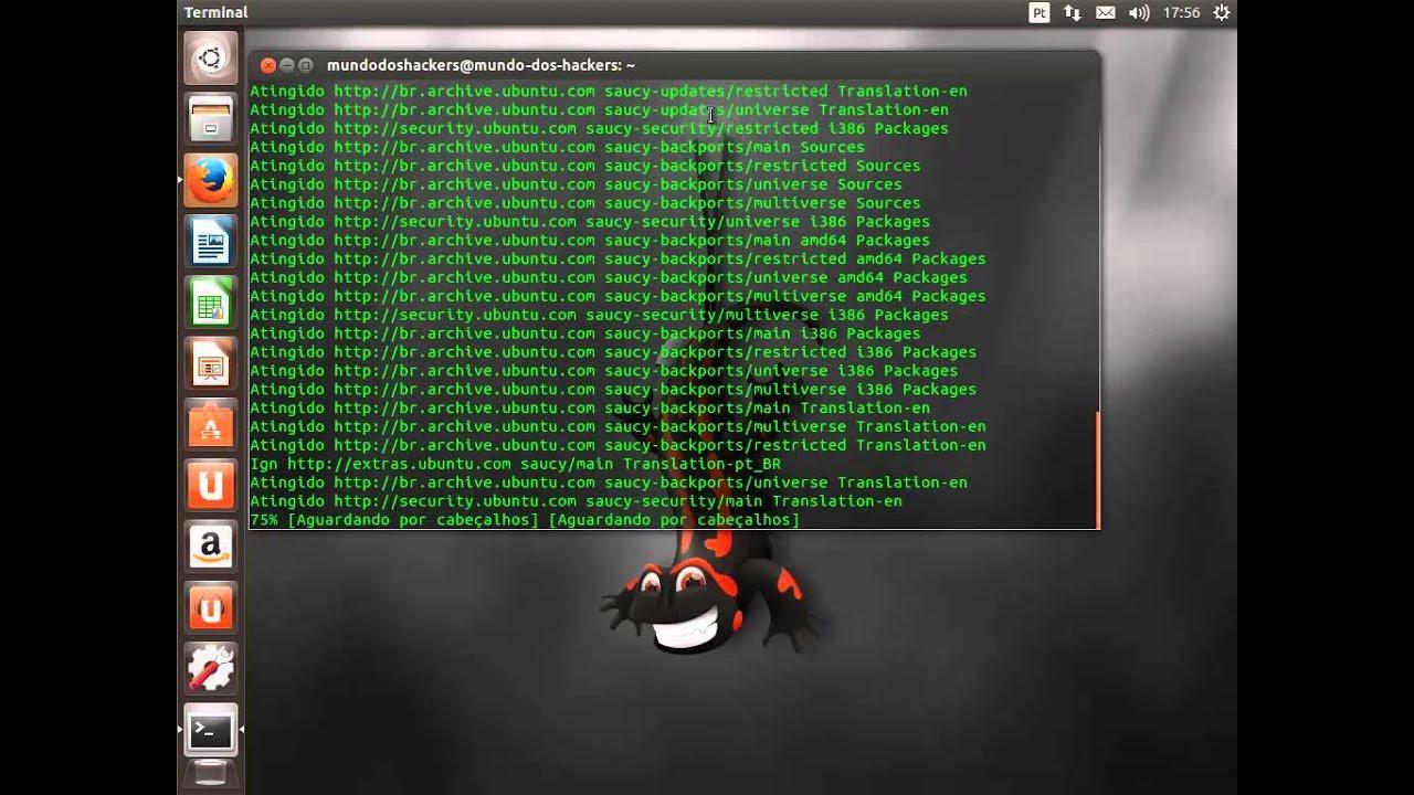 Instalando configurando e testando o arduino no ubuntu