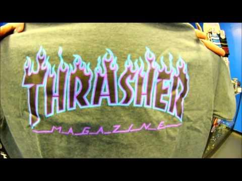 Skate Shop Unboxing - Thrasher, Independent, Spitfire, Etc. - So Stoked Skate Shop