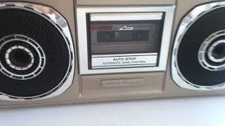 '1984 National Panasonic RX-4970T boombox