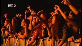 Artic Monkeys-IN Music festival Jarun Lake  Zagreb-2013-TV Pro Shot