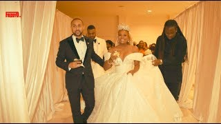 RHOA - Eva Marcille & Michael Sterling Wedding
